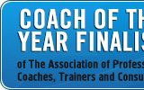 Coach of The Year Finalist