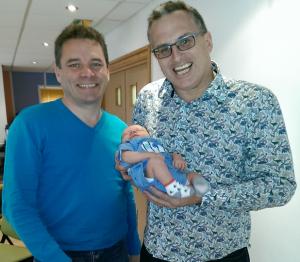 Alan Adams & Nigel Botterill