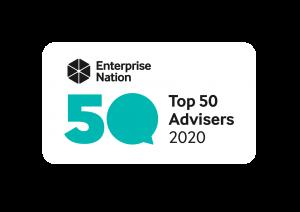 UK Top 50 Advisor 2020